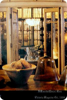 kitchen, practical magic