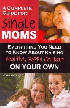Single moms, nonfiction, parenting