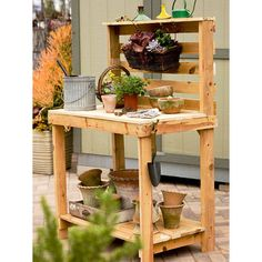 Outdoor Furniture Pallet DIY Projects - The Cottage Market