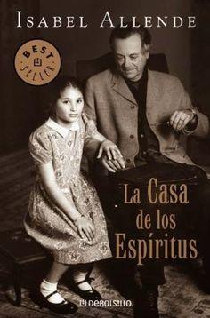 Los libros de Dánae: La casa de los espíritus.- Isabel Allende