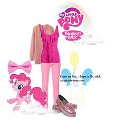 """Pinkie Pie"" by mockingbird465 on Polyvore"