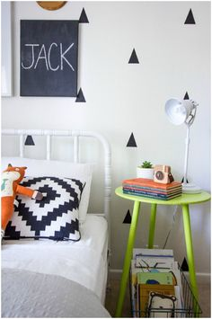 LITTLE SPACES: JACKS ROOM - Chasing Sunshine