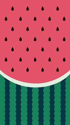 Watermelon Background, Watermelon Wallpaper, Free Background Photos, Cartoon Background, Cartoon Character Pictures, Watermelon Birthday Parties, Happy Birthday Wallpaper, Cute Patterns Wallpaper, Green Backgrounds