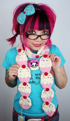 The Personal Blog of Tracey Sawatzky: Artist Feature-Twinkie Chan!