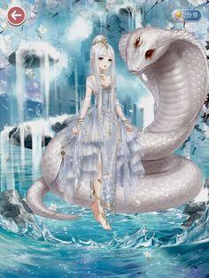Cute Fantasy Creatures, Mythical Creatures Art, Magical Creatures, Cute Anime Character, Character Art, Character Design, Beautiful Fantasy Art, Dark Fantasy Art, Kawaii Anime Girl