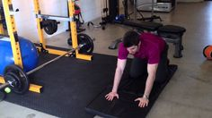 Quadruped Thoracic Spine Rotations