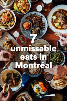 Great food is undeniably the stuff of life in Montréal - locals all have their favorite tried-and-true restaurants, go-to takeout dishes and an ongoing list of new eateries and cafes to try. Learn where to eat the best of Montréal.