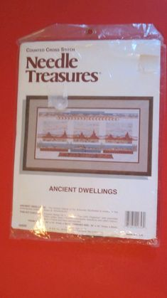 """Kit contains """"The Color Organizer"""". Counted Cross Stitch Kits, Sewing Crafts, Rock, Landscape, Usa, Frame, Quilting, Friends, Picture Frame"""