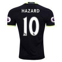 Chelsea Away 2016-17 Season Soccer Shirts HAZARD #10 Jersey