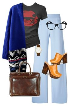 change the world by ddwallace on Polyvore featuring polyvore fashion style Christopher Kane Mark & Maddux Chiarugi Larsson & Jennings clothing