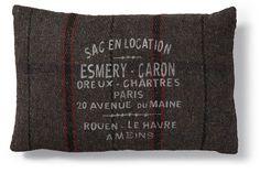 Cuscino Aridni - La Forma Rouen, Le Havre, Paris, Throw Pillows, Diy, Products, Shape, Montmartre Paris, Toss Pillows