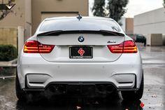 #BMW #F82 #M4 #Coupe #White #Angel #Badass