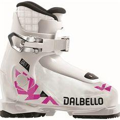 Kid's Dalbello Gaia Ski BootsLittle Girls' 2019 - in White /Polyster Ski Bindings, Alpine Skiing, Ski Boots, Gaia, Golf Bags, Snowboarding, Little Girls, Legs, Shoes