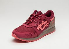Asics Gel-Lyte III *Trail Pack* (OT Red / OT Red)