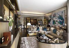 Property for sale - One Hyde Park, Knightsbridge, London, Luxury Interior Design, Interior Design Inspiration, Living Room Designs, Living Spaces, Living Rooms, One Hyde Park, Luxury Apartments, Luxury Houses, Lounge Design