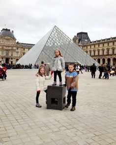 Family-Friendly Four-Day Paris Itinerary