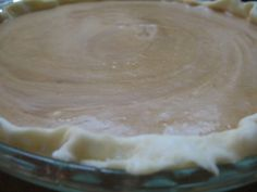 Maple, Honey Pumpkin Pie (with Coconut Milk)