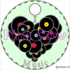 I Love Music PathTag