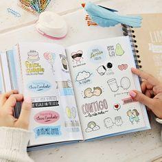 """Libro """"Cosas no aburridas para ser la mar de feliz"""" http://www.mrwonderfulshop.es/"""
