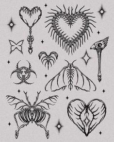 Lil Peep Tattoos, Cute Tiny Tattoos, Mini Tattoos, Black Tattoos, Body Art Tattoos, Small Tattoos, Sleeve Tattoos, Tatoos, Cool Tattoos