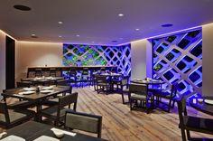 Tori-Tori restaurant, Mexico City / Rojkind Arquitectos & Esrawe Studio