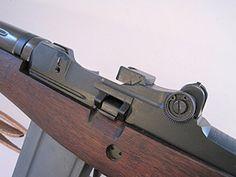 Doomed Gun of Doom Dooma. US Army 7.62mm M14 Service Rifle.