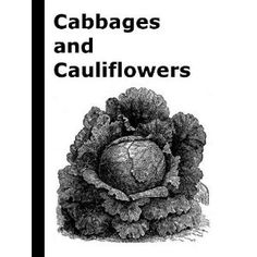 http://p-interest.in/redirector.php?p=B007NMQB74  Cabbages and Cauliflowers: How to Grow Them A Practical Treatise, Giving Full Details On Every Point, Including Keeping And Marketing The Crop (Illustrated) (Kindle Edition)
