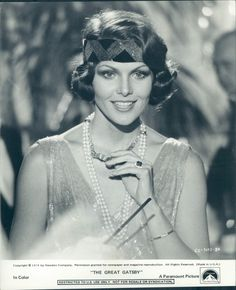 (1930s) lois chiles great gatsby