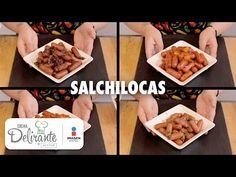 Recetas de salchichas botaneras | CocinaDelirante