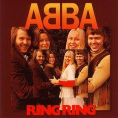 Carátula Frontal de Abba - Ring Ring