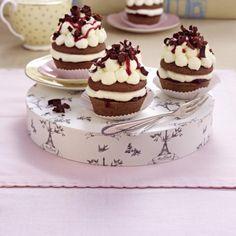 frankfurter kranz cupcakes rezept eat eat love recipes cupcakes cupcake cookies cupcake. Black Bedroom Furniture Sets. Home Design Ideas