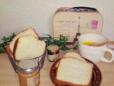 HB*おからパン*材料5つ