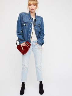 Loving this Denim Ja