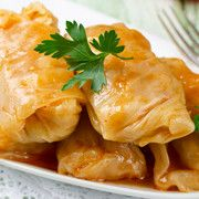 I'm checking out a delicious recipe for Make-Ahead Freezer Cabbage Rolls from Food 4 Less! Beef Recipes, Snack Recipes, Healthy Recipes, Cabage Rolls, Tofu, Cabbage Rolls Recipe, Hungarian Recipes, Hungarian Food, Sauerkraut