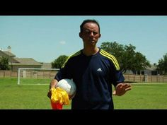 Soccer Tips : How to Coach a Kids' Soccer Practice for Beginners - YouTube #soccertips