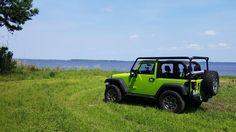 Perfect day here in ENC #jeep #jeeplife #Wrangler #jeeps #Cherokee #JeepMafia #offroad #4x4