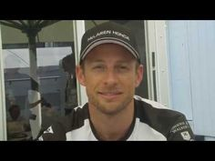 Jenson Button thanks the fans of the FORMULA 1 GRAND PRIX DU CANADA 2015 - YouTube