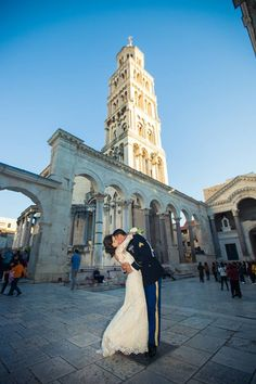 Chutch Wedding Croatia Wedding planner: Weddings in Split photo: Studio Loha