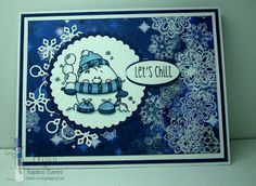 Catch The Bug Challenge Blog: Freebie Friday: Eggbert Winter