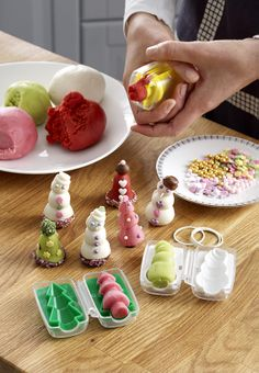 Heart Handmade UK: A Treat Filled Ikea Christmas Christmas Ice Cream, Ikea Christmas, Christmas Chocolate, Christmas Things, Christmas 2015, Marzipan, Ikea Family, Ice Cream Treats, Cooking With Kids