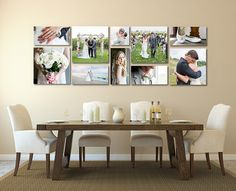 Wonderful Wedding Photo Wall Display 1000 Ideas About Displaying Photos On Pinterest Collage