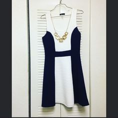 Dress Beautiful dress only worn once. Can also fit a medium it also stretchy material. Very comfortable to wear. Dresses