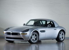 The BMW was a convertible sports car automobile produced by BMW from 1999 to 2003 Bmw Z8, Tuning Bmw, Bond Cars, Bmw Classic Cars, Cabriolet, Convertible, Small Cars, Sexy Cars, Sport Cars