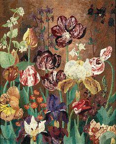 cedric morris flowers | Sir Cedric Morris (1889-1982)