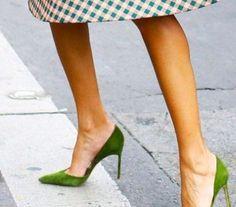 Peridot shoes