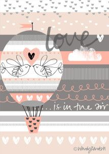 love is in the air | Wendy Kendall