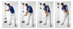 Golf Swing Sequence for  Golf...