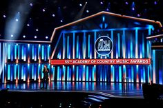 2021 ACM Awards Announce Return to Nashville - Rolling Stone Academy Of Country Music, Country Music Awards, Leslie Jordan, Lee Brice, Little Big Town, Entertainer Of The Year, Kelsea Ballerini, Grand Ole Opry