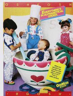 Vintage Kids and Babies Ads of the Retro Ads, Vintage Children, 1980s, Lettering, Baby, Vintage Kids, Drawing Letters, Baby Humor, Infant