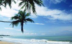 Lagu Ombak  Pantai yang perkasa adalah kekasihku,,,  Dan aku adalah kekasihnya,,,  Akhirnya kami dipertautkan oleh cinta,,,  Namun kemudian Bulan menjarakkan aku darinya...  Kupergi padanya dengan cepat..  Lalu berpisah dengan berat hati.,,  Membisikkan selamat tinggal berulang kali...  Aku segera bergerak diam-diamDari balik kebiruan cakerawala..   #Cinta Pertama #Jatuh Cinta #Khalil Gibran